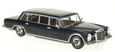 Mercedes Benz 600 Pullman -W100- (1963) Altaya 1/43