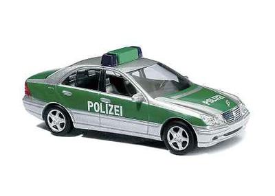 Mercedes-Benz Clase C -W203- Policía Busch 1/87