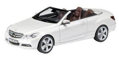Mercedes Benz Clase E Cabriolet -C207- (2010) Schuco 1/43