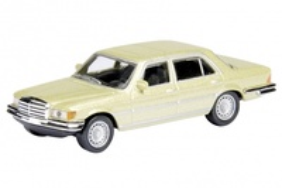 Mercedes Benz Clase S - W116- (1972) Schuco 1/87