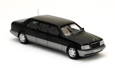 Mercedes Benz Limousine  -W124- (1990) Neo 1/43