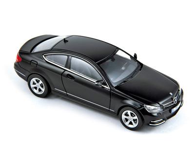 Mercedes C250 Coupé -W204- (2011) Norev 1:43