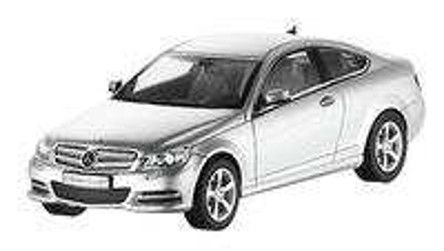 Mercedes Clase C Coupé -C204- (2012) Norev 1:43