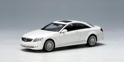 Mercedes Clase CL Coupé -C216- (2007) Autoart 1/43