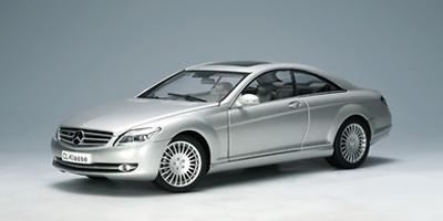 Mercedes Clase CL Coupé -W216- (2007) Autoart 1/18