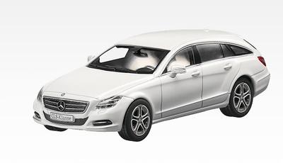 Mercedes Clase CLS Shooting Brake -X218- (2012) Norev 1:43
