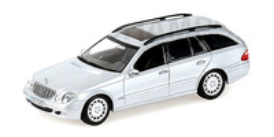 Mercedes Clase E T model -W211- (2003) Minichamps 1/43