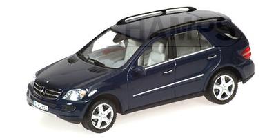 Mercedes Clase M (2005) Minichamps 1/43