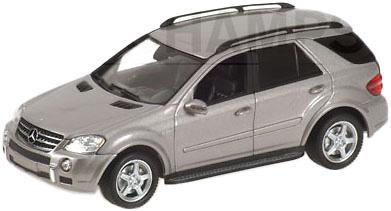 Mercedes Clase M (2006) AMG Minichamps 1/43