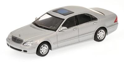 Mercedes Clase S -W220- (1998) Minichamps 1/43