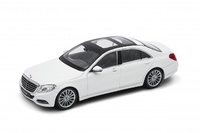 Mercedes Clase S -W222- (2013) Welly 24051 1:24