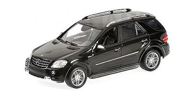 Mercedes ML63 AMG -W164- (2008) Minichamps 1/43