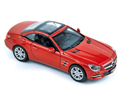 Mercedes SL500 (2012) -R231- Norev 1/43