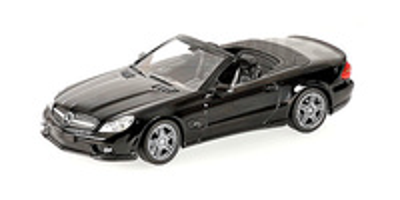 Mercedes SL63 AMG -R230- (2008) Minichamps 1/43