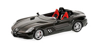 Mercedes SLR McLaren Stirling Moss -Z199- (2009) Minichamps 1/43