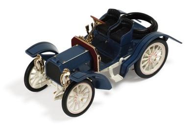 Mercedes Simplex 40 PS (1902) Ixo 1/43