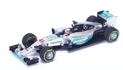 "Mercedes W06 ""GP. Australia"" nº 44 Lewis Hamilton (2015) Spark 1:43"