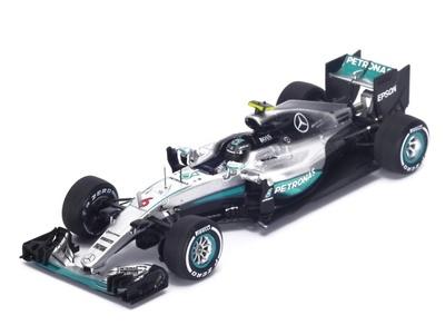 """Mercedes W07 """"1º GP. Australia"""" n°6 Nico Rosberg (2016) Spark 1:43"""