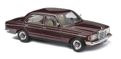 Mercedes W123 Limousine (1977) CMD Busch 1/87