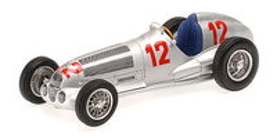 "Mercedes W125 ""1º GP. Alemania"" nº 12  Rudolf Caracciola (1937) 1:43"