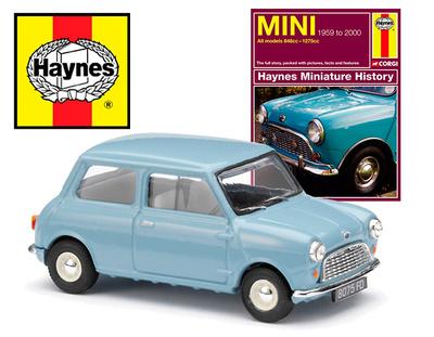 """Mini 850 """"Haynes"""" (1960) Corgi CC03001 1/43"""