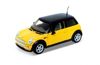 Mini Cooper (2001) Welly 1:24