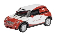 "Mini Cooper ""Austrian Airlines"" Schuco 1/87"