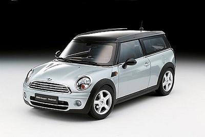 Mini Cooper Clubman (2008) Kyosho 08745S 1/18