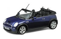 Mini Cooper S Cabriolet (2005) Welly 1:24