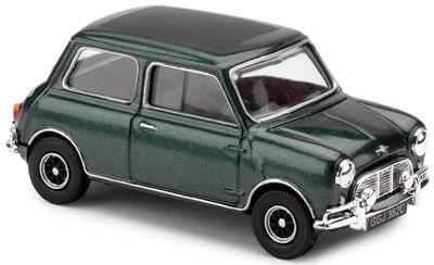 "Mini Cooper S Morris MKI ""Paul McCartney's"" (1967) Corgi VA02531 1/43"