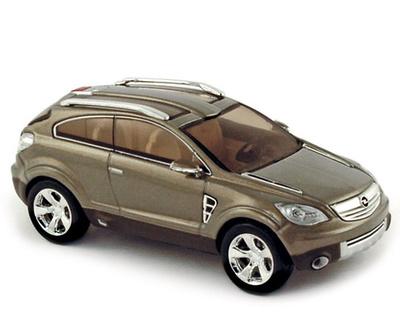 Opel Antara GTC Motorshow Francfurt Proto (2005) Norev 1/43