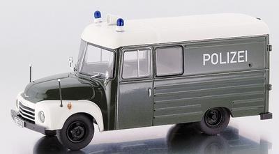 """Opel Blitz 1,75t """"Polizei"""" Premium Clasixxs 1/43"""