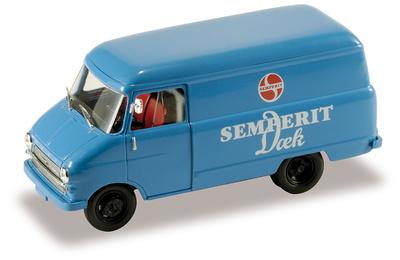 "Opel Blitz Mastenwagen ""Semperit"" (1960) Starline 530538 1/43"