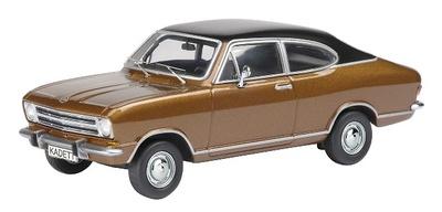 Opel Kadett B Coupé (1966) Schuco 1/43