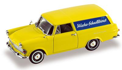 """Opel Rekord P2 Caravan """"Wäscheservice"""" (1960) Starline 530408 1/43"""