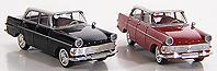 Opel Rekord P2 Limousine (1960) Brekina 1/87