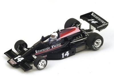"Penske PC4 ""GP. USA"" nº 14 Danny Ongais (1977) Spark 1:43"