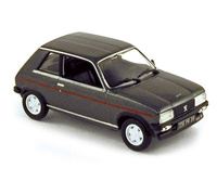 Peugeot 104 ZS2 (1979) Norev 1/43