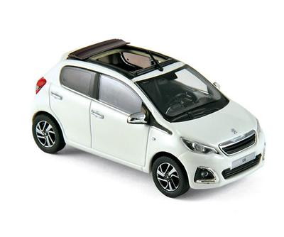 Peugeot 108 Top (2014) Norev 1:43