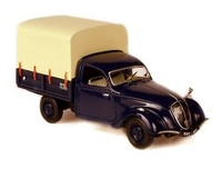Peugeot 202 Pick-Up c/toldo Norev 1/43