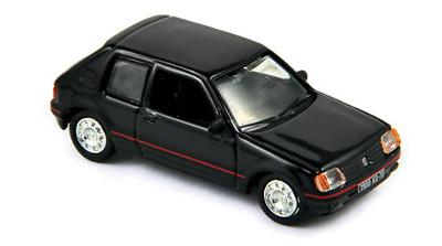 Peugeot 205 GTI (1984) Norev 1:87