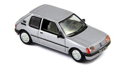 Peugeot 205 XL (1985) Norev 1:87