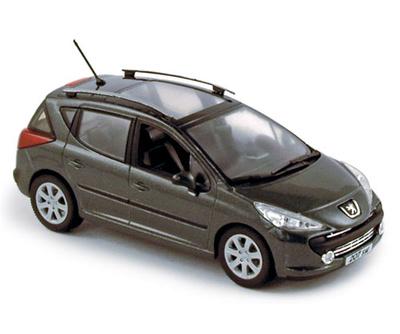 Peugeot 207 SW (2008) Norev 1/43