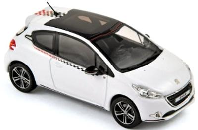 """Peugeot 208 """"Linea S"""" (2012) Norev 1/43"""
