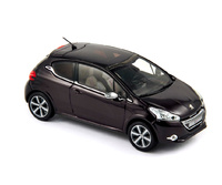 Peugeot 208 XY (2012) Norev 1:43