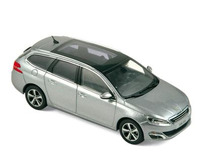 Peugeot 308 SW (2014) Norev 1:43