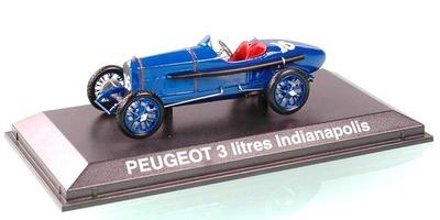 Peugeot 3L Indianapolis (1920) Norev 1/43