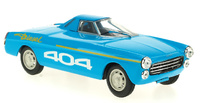 Peugeot 404 diesel Caza Records (1965) Norev 1/43