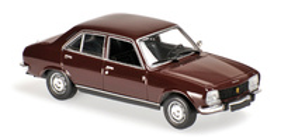 Peugeot 504 (1970) Maxichamps 1/43