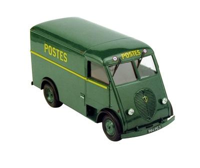 "Peugeot DMA ""Postes"" (1946) Correos Franceses Norev 1/43"